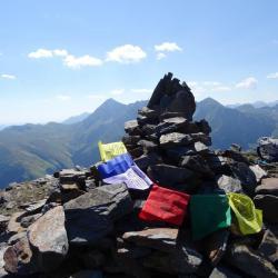Le Pic Montaigu Pyrénée