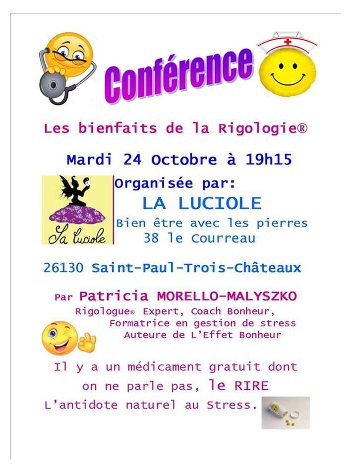 La rigologie conference